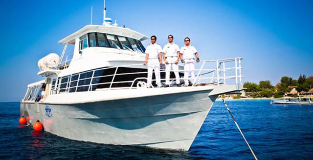 Fast Boat to Gili Island