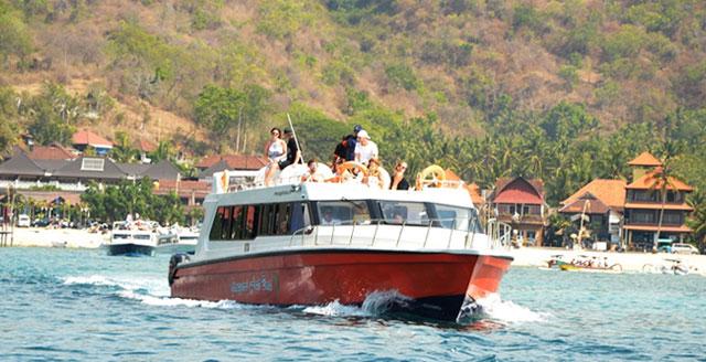 Ganggari Fast Boat